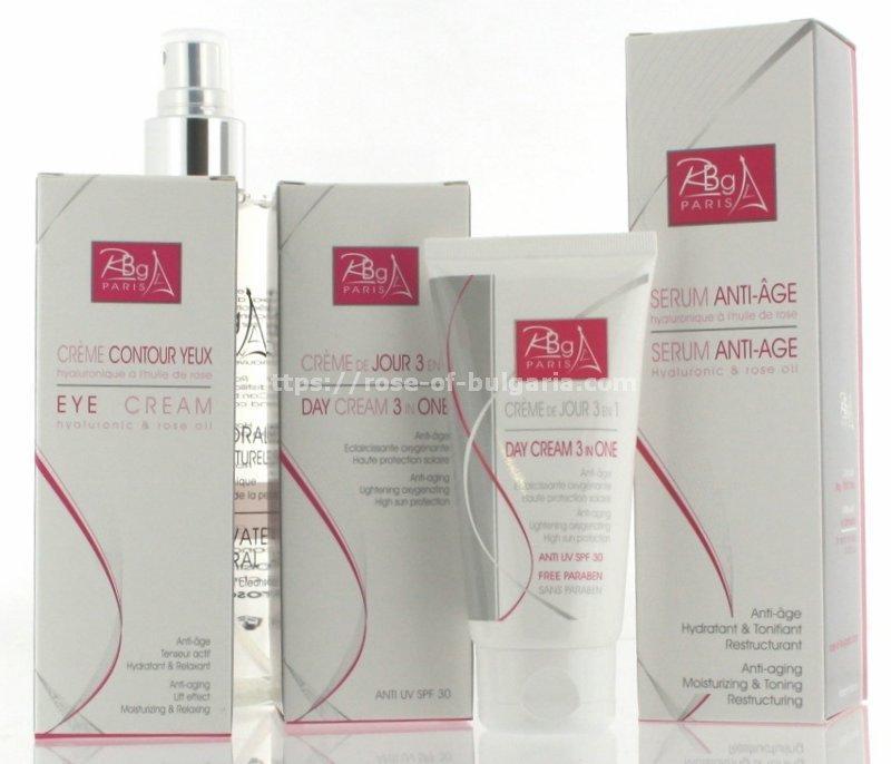 3 复合减肥霜与玫瑰水 - 玫瑰香水