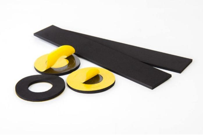 Technical applications products - Seals / vibration and shock absorbing parts
