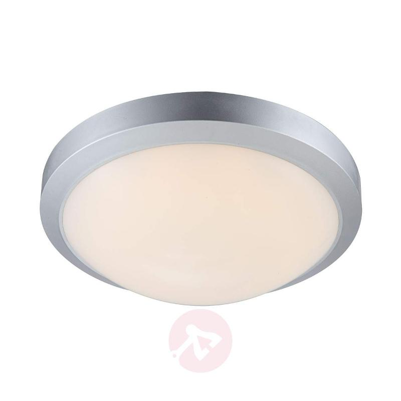 Round outdoor ceiling light Rika with LED - Outdoor Ceiling Lights