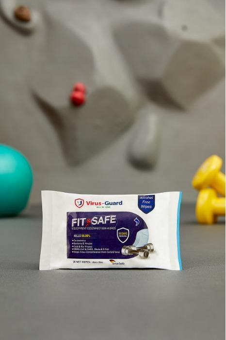 Fit & Safe Desinfektionstuch -