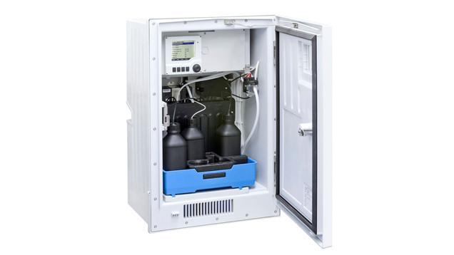 Analizador de hierro Liquiline System CA80FE -