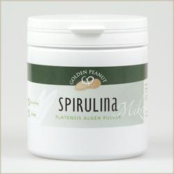 Spirulina Platensis Pulver - Mikroalgen