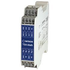 Math module - Signal linking transducer TSA-MATH