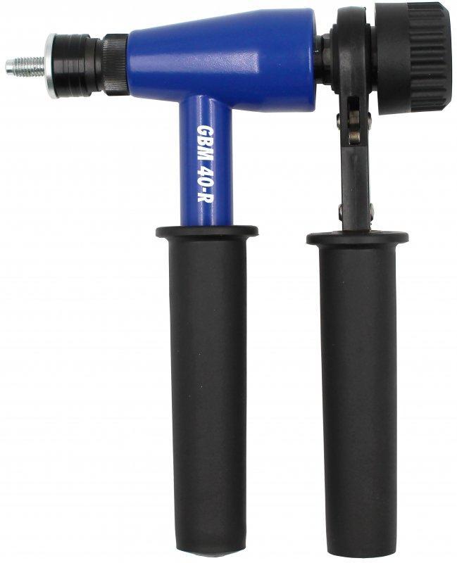 GBM 40-R (Blind rivet nut hand tool) - Manual blind rivet nut setting tool with ratchet function