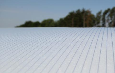 Polycarbonate Sheets (Building) - Akyver™ Sun Type Sheets