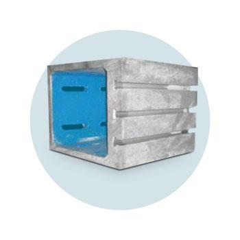 Clamping cubes - Additional Equipment