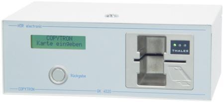Kopiererabrechnungssystem  - COPYTRON® GK 4020