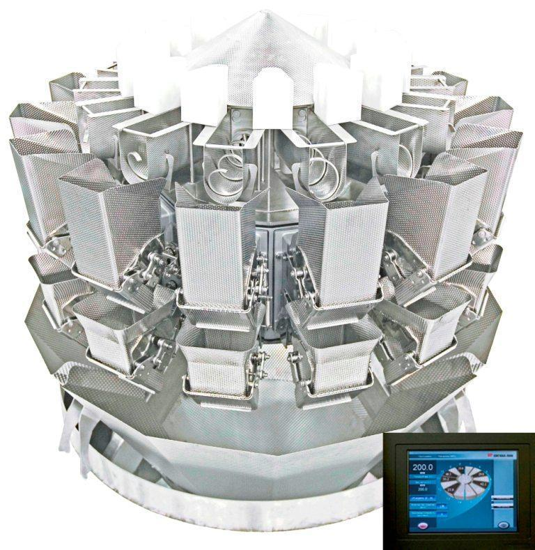 Multihead weigher SP10(14)-2sk - WEIGHERS (DOSING EQUIPMENT FOR THE FOOD INDUSTRY)