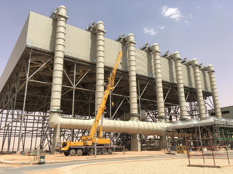Air Cooled Condensers - Dry Cooling
