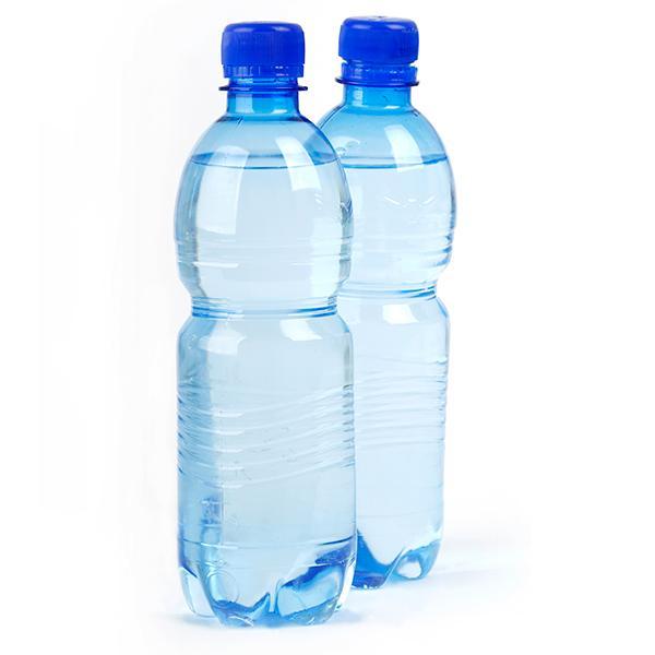 Bottiglie in PET per acque minerali - Tutte le soluzioni per la codifica e marcatura su bottiglie in PET per...