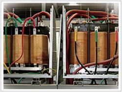 SiC connessione trifase sul secondario di un Trasformatore - null