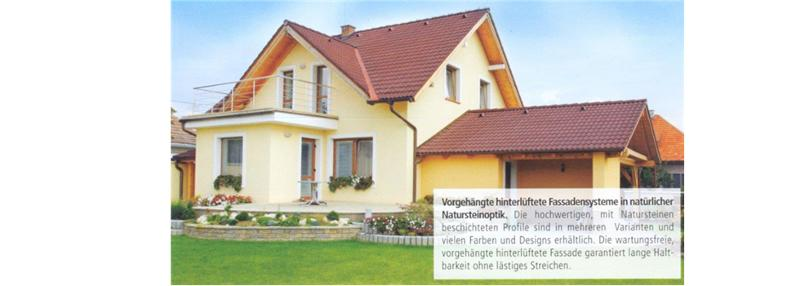 Fassadensysteme - null