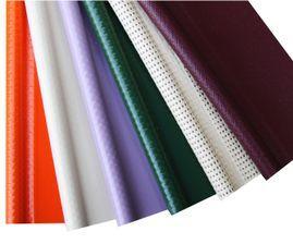 keder in farbe - Doppel seitig PVC Keder