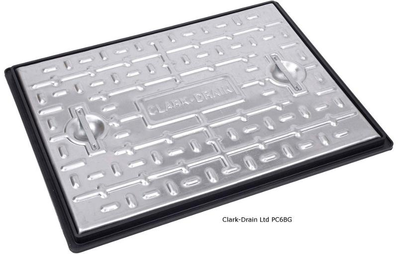 Manhole Cover - PC6BG