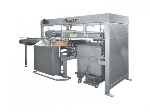 Machines d'encageage - décageage - Décageur semi-automatique : DCAG 2000