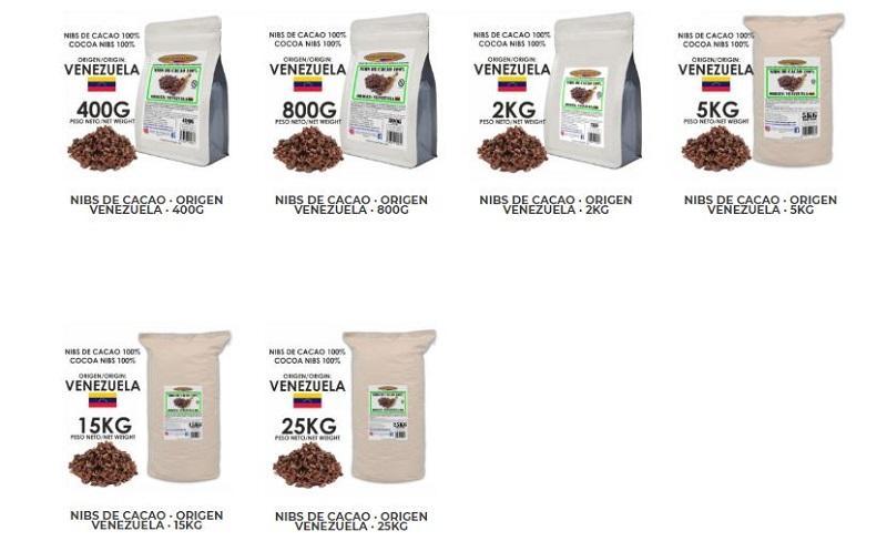 Nibs de Cacao - Tienda online Shop - Cacao y Derivados - Tienda online Shop