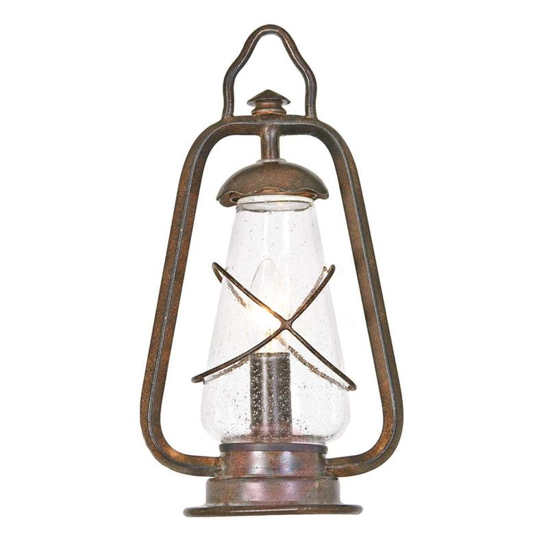 Miners Pillar Light in Miner's Light Style - Pillar Lights