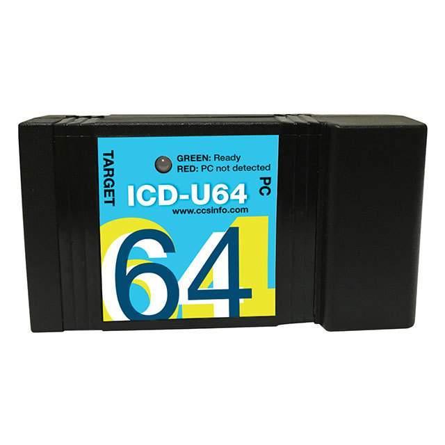 PIC IN-CIRCUIT DEBUGGER USB - Custom Computer Services Inc. (CCS) 53505-852