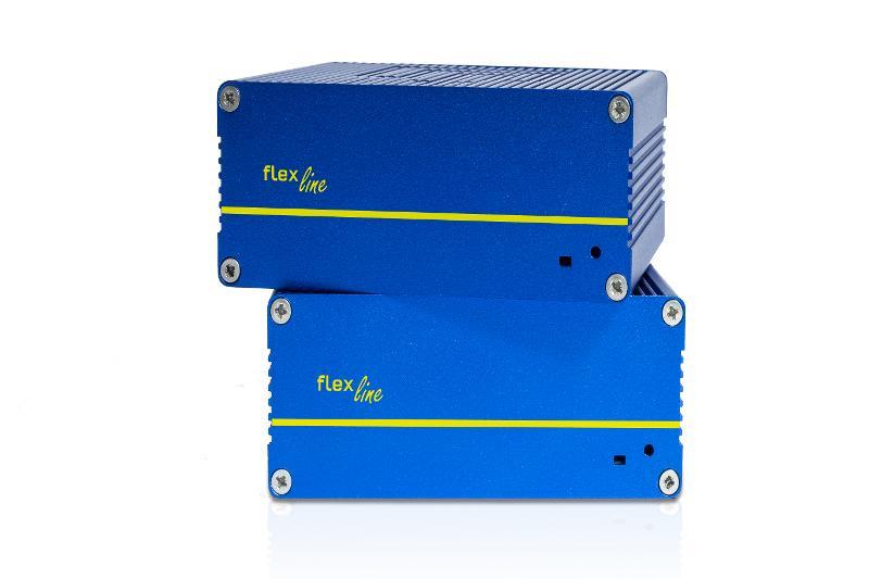 MASTERflex single redundant in copper - MASTERflex Full HD KVM Extender over IP