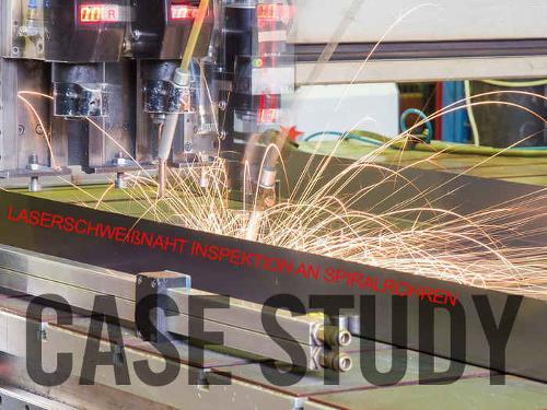 Measurement of Aluminum/Steel Ingots before Scalping