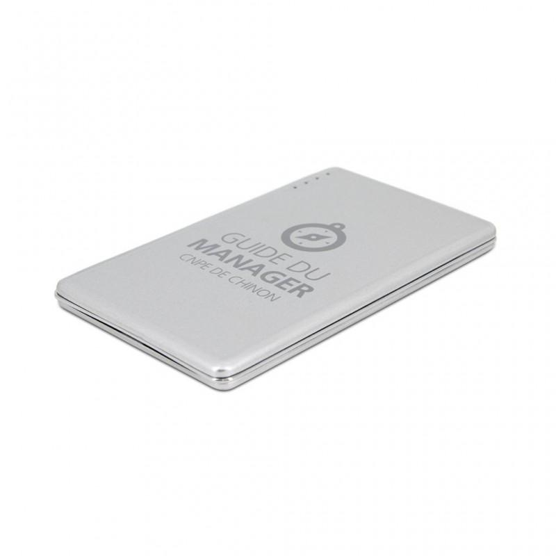 Batterie Power Bank Carte de Visite - Power bank prestige