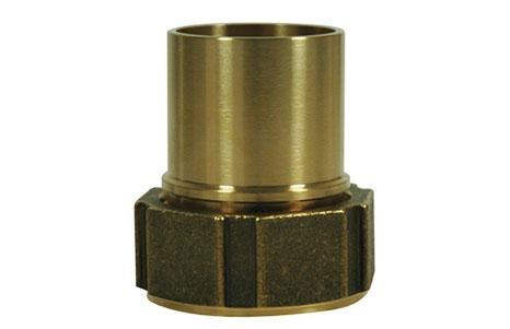 Tank couplings - Smooth hose connection with female thread for clip shell-inc