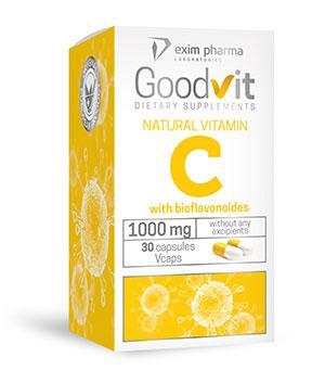 Goodvit Natural Vitamin C 1000 - null