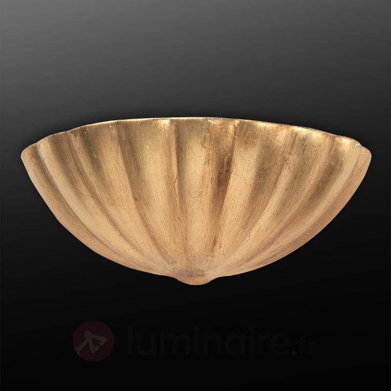 Applique Lavinia en céramique - Appliques à éclairage indirect