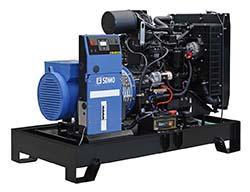 Groupes industriels standard - J80U