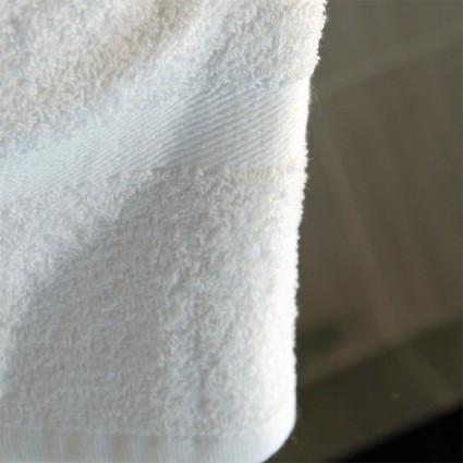 Linge de toilette : serviettes éponge - Linge éponge uni Nox 400gr