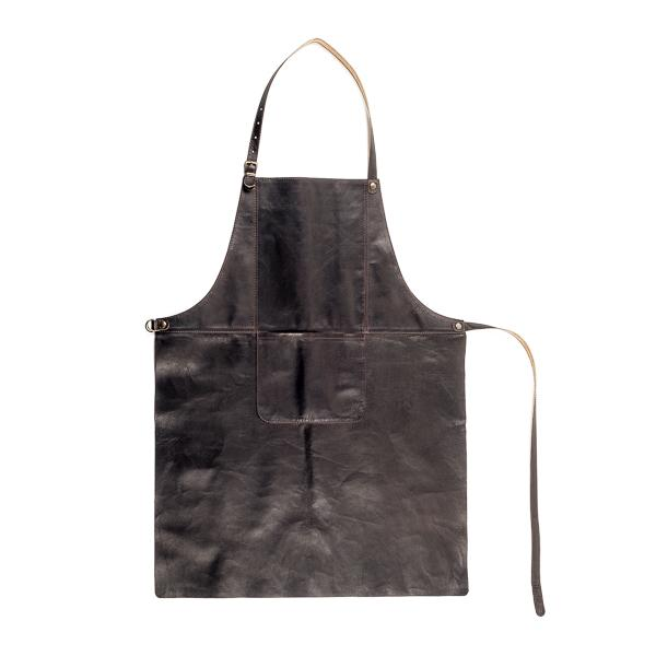 Leather apron - Barbeque apron