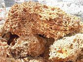 Galets - spaghetti : gros galet ressemblant à du corail