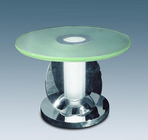 Pedestales iluminados - Modelo 2