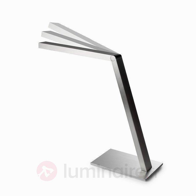 Lampe à poser LED Clau à variateur d'intensité - Lampes de bureau LED