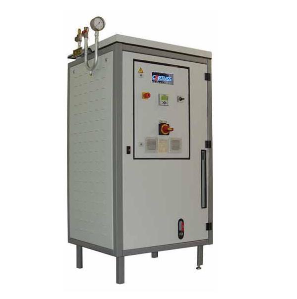 Elektrostoomketels - E6-72M en E-100