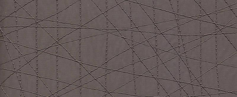 Soft-Touch Synthetic leather at its most beautiful - Magic Stitches anthracite