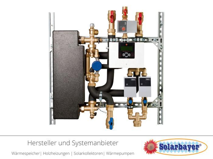 Solarbayer Frischwasserstationen / Frischwassermodule  - FRIWA