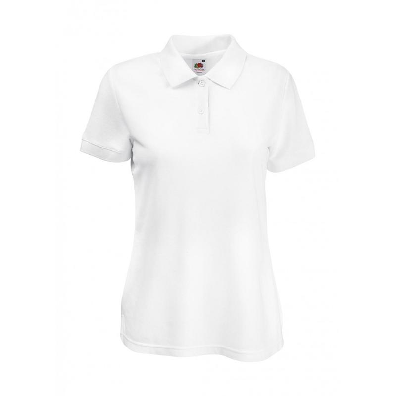 Polo femme Blended Fabric - Manches courtes