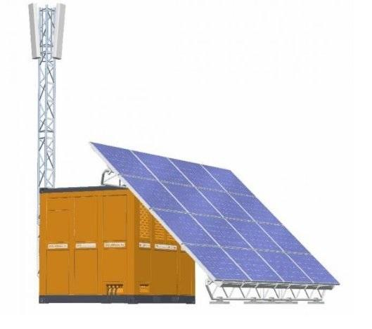 Independent Energy Storage/Suply