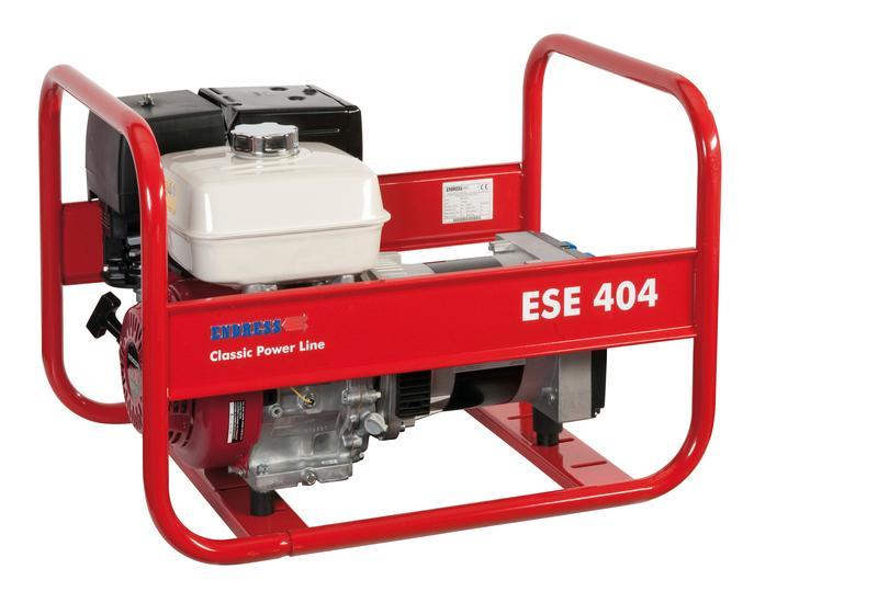 POWER GENERATOR for Professional users - ESE 604 HS *