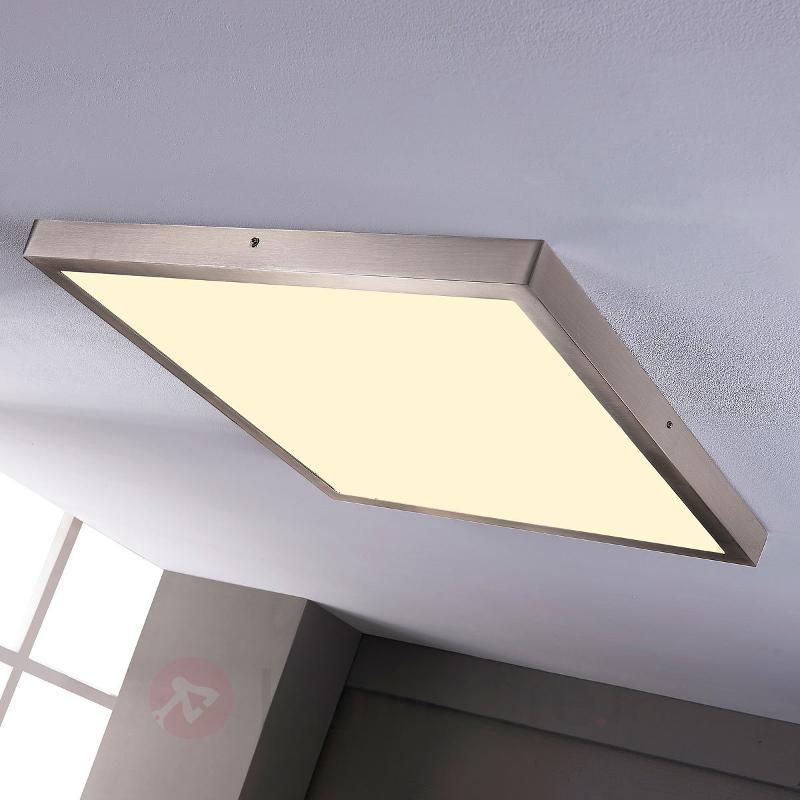 Panneau de plafond variable LED Elice lumière vive - Plafonniers LED