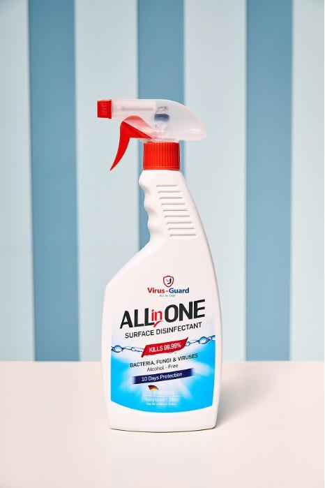 All in One Disinfectant 500 ml -