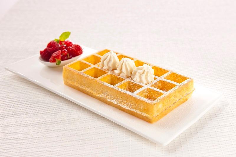 Brussels Waffles - 70g - 3x5 Alveolus