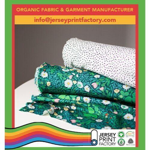 Custom printed knit fabric organic knit fabric factory - Custom printed knit fabric organic knit fabric factory from Turkey digital print