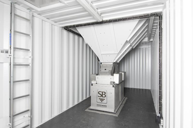 Portopac Absackanlage - null
