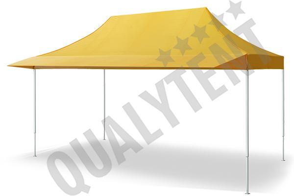 QT PREMIUM S-45 4,5X3 con Voladizo - Carpa plegable QUALYTENT PREMIUM