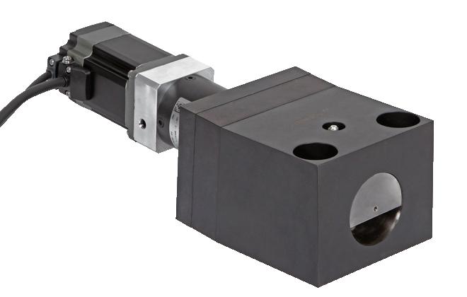 Wedge clamp electro-mechanical