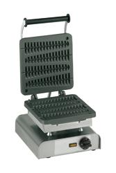 "Cafeteria, Ice Cream and Bar Equipment - waffle maker""lolly"" 4x 230x25x60mm"