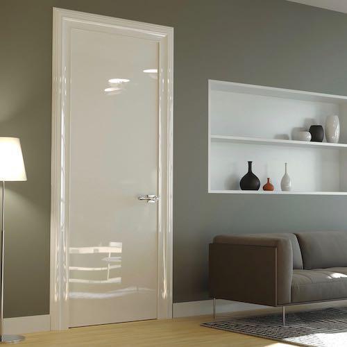 Глянцевые межкомнатные двери на заказ - Изготовление глянцевых межкомнатных дверей премиум класса на заказ