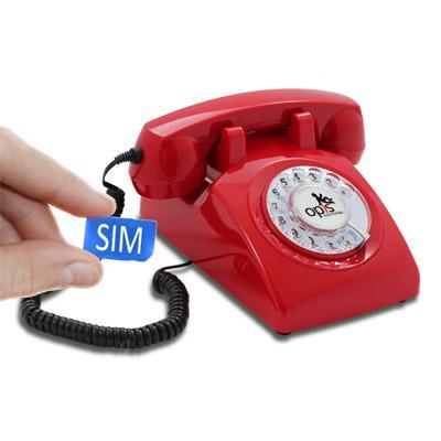 Opis 60s mobile - Desktop mobile (operates via GSM)